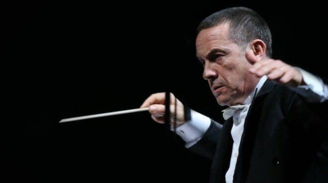 Il Maestro Paolo Olmi
