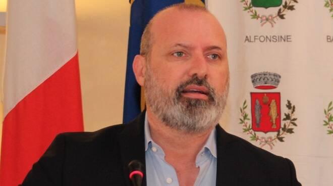 Il presidente della Regione Emilia-Romagna Stefano Bonaccini