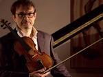 Il violinista Alessandro Fagiuoli