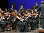 L'Orchestra area vasta Romagna si è già esibita al Teatro 'Alighieri' di Ravenna e al Teatro 'Bonci' di Cesena