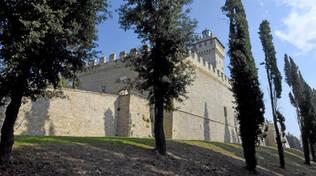 La Rocca delle Caminate (foto d'archivio)