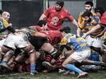 Romagna contro Rugby Parma