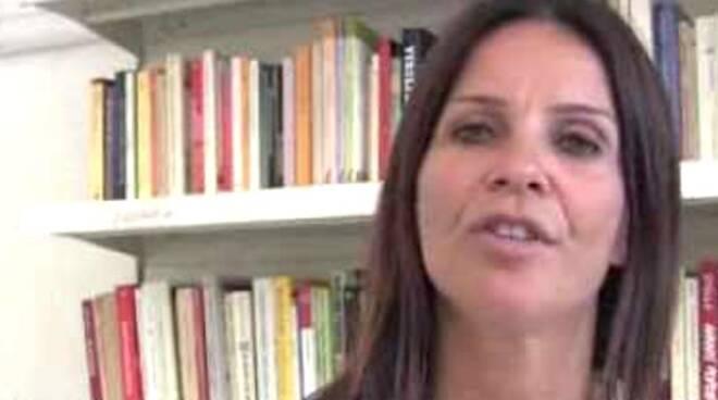 Romina Maresi, presidente della Cooperativa sociale San Vitale di Ravenna (fonte YouTube)