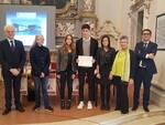 """1° classificato: Liceo Scientifico """"Arturo Tosi"""" – Busto Arsizio"""