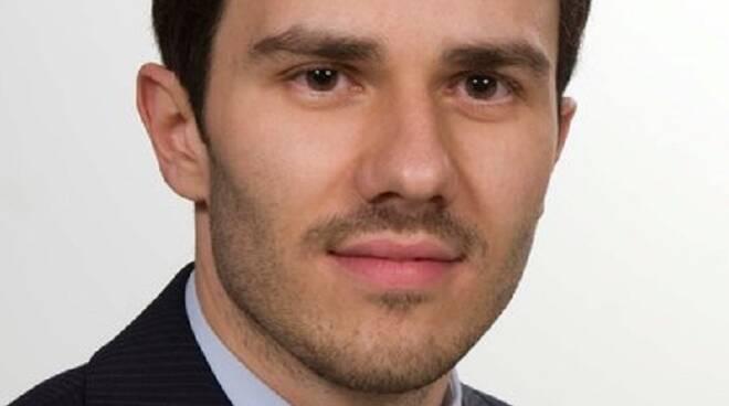 Alberto Ferrero, portavoce provinciale di Fratelli d'Italia
