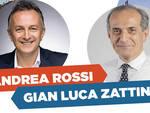 Andrea Rossi e Gian Luca Zattini