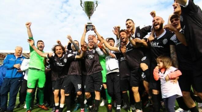 Dopo la promozione in serie C prosegue la splendida stagione del Cesena
