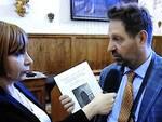 "Giampiero Corelli intervistato a ""Unomattina"""