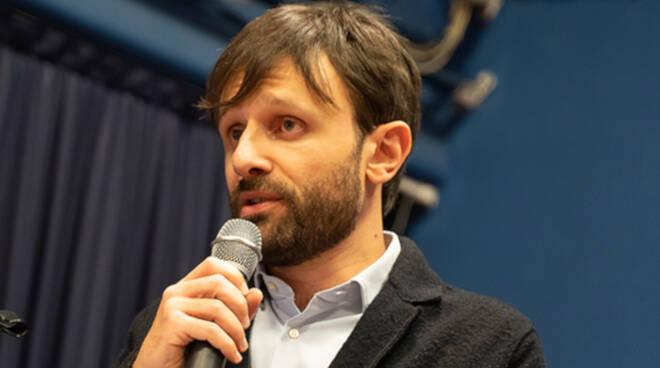 Il candidato sindaco per AlfonsineSì, Riccardo Graziani