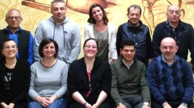 Il consiglio dell'Associazione Gemellaggi di Riolo Terme