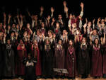 Il coro Voices of Joy, immagine di repertorio