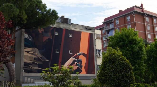 Il Murales di Basik