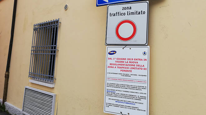 La zona a Traffico Limitato
