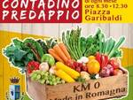 Mercato contadino a Predappio