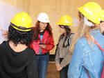 Passivhaus, gli addetti ai lavori spiegano ai presenti le caratteristiche del progetto