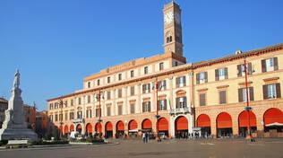 Piazza Saffi