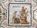 Raffigurazione della divinità latina Maia