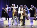 "Un'immagine del musical ""Aquarius"""