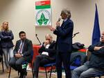 Uno scatto dalla conferenza organizzata dal PRI di Lugo