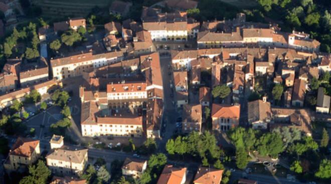 Casola Valsenio, centro storico