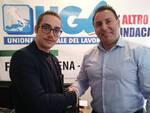 Cristian D'Aiello e Filippo Lo Giudice