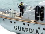 Durante un controllo finalizzato alla tutela dell'ambiente e della salute pubblica scoperta la discarica in mare