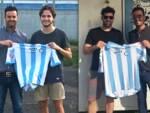 Fabio Succi e Filippo Magri