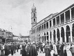 Foto della Faenza nel XIX secolo