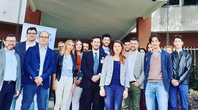 I Giovani Industriali di Confindustria Forlì-Cesena ospiti dell'azienda Amadori