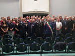 Il gruppo Associazione Nazionale Carabinieri