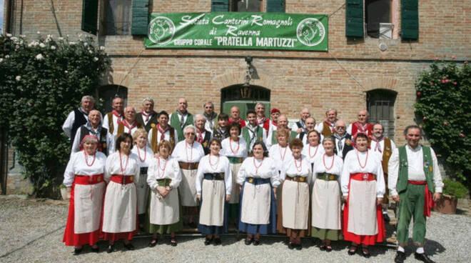 """Il Gruppo Corale """"Pratella Martuzzi"""""""