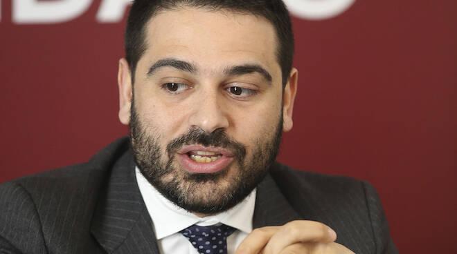 Il sindaco di Lugo Davide Ranalli