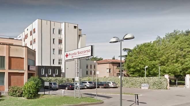 Immagine di repertorio, ospedale di Lugo
