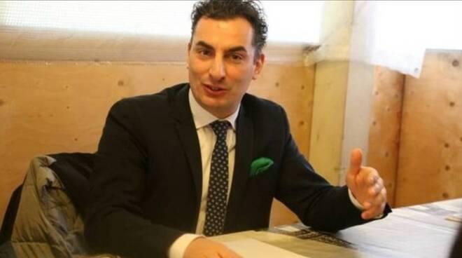 Jacopo Morrone, segretario della Lega Romagna e sottosegretario alla giustizia