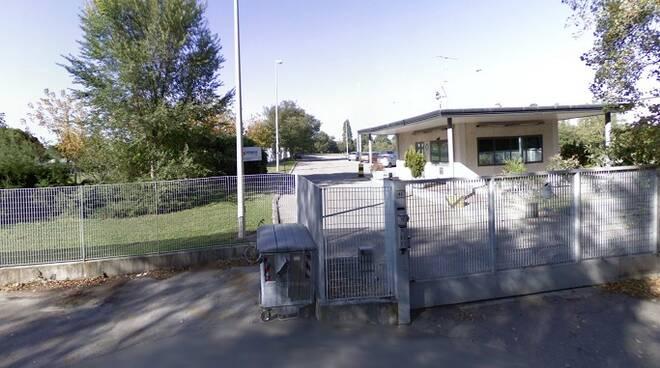 L'ex Centro Ricerche Ambientali ex Montedison via Menotti 48 Marina di  Ravenna