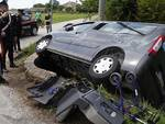 L'incidente occorso a Ducenta