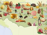 La nostra regione vanta molti prodotti certificati fra Dop e Igp (Foto di repertorio)
