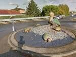 La rotonda delle tartarughe, Ponte Nuovo
