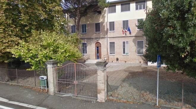La scuola media Zignani di Castiglione di Ravenna