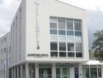 La sede di Ascom Confcommercio, in Via G. Di Vittorio a Cervia