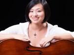 La violoncellista taiwanese Jo-Chan Lin