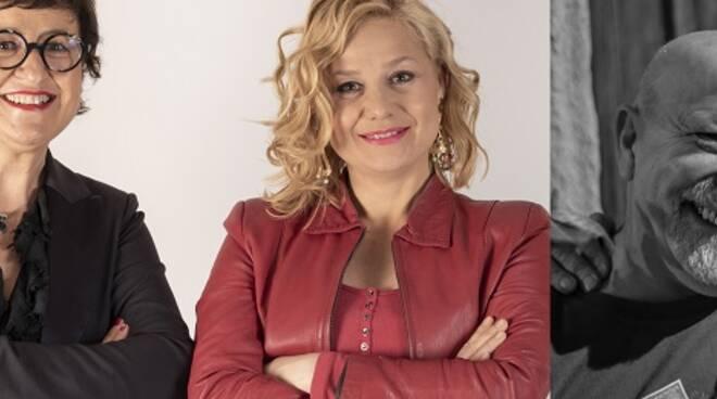 Maria Cristina Minotti, Veronica Gonzaleze Alberto Masoni