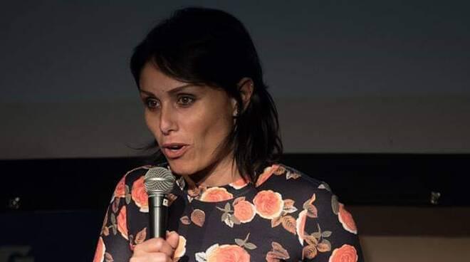 Maura Pazzaglia, assessore a Savignano sul Rubicone dal 2014 al 2019