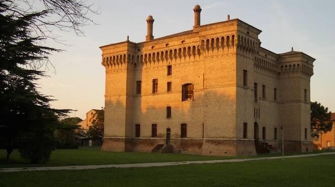 Palazzo Grossi a Castiglione di Ravenna