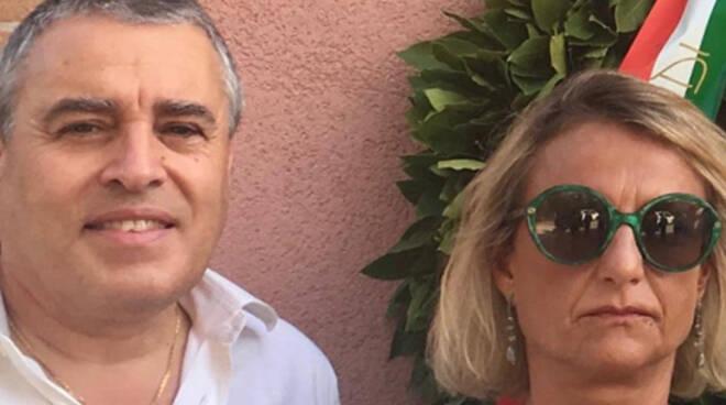 Ravaglia e Francesconi del PRI