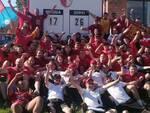 Romagna Rugby festeggia la promozione