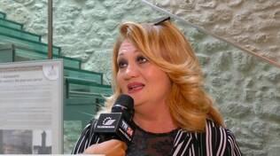 Simona Vietina, sindaco di Tredozio e parlamentare di Forza Italia