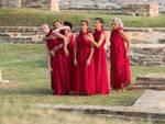 Spettacolo di Cantieri Danza all'Antico Porto di Classe