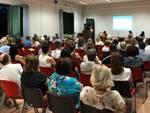 """Un momento della presentazione del progetto """"Passaporto della Salute"""" a San Mauro Pascoli"""