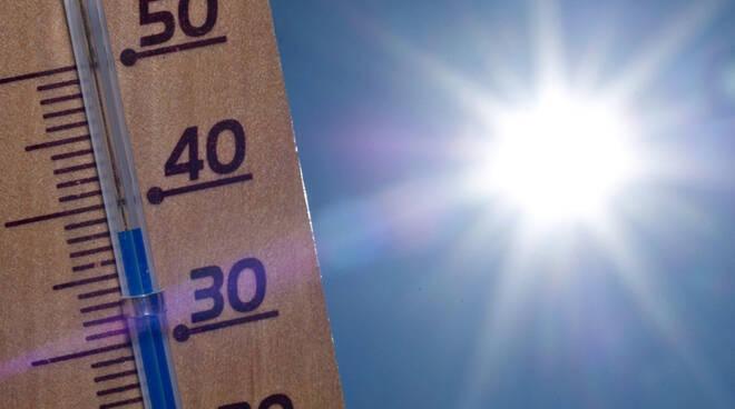 38 gradi - caldo